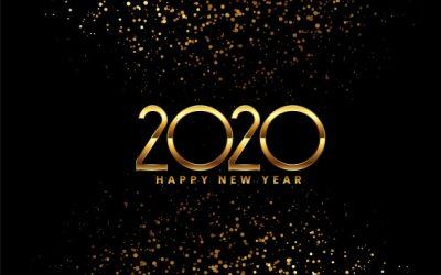 Guten Rutsch ins Jahr 2020!